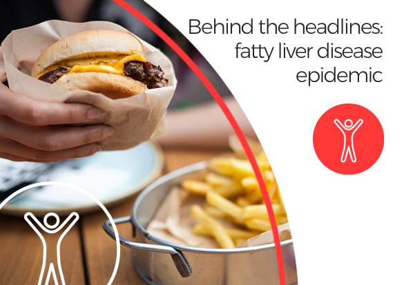 Junk food and liver disease