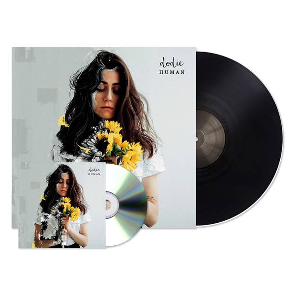 VINYL +  CD bundle