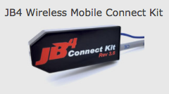 JB4 Wireless Mobile Connect Kit