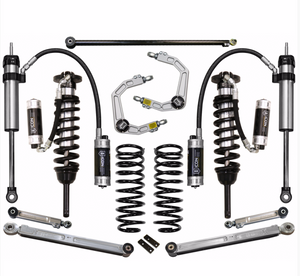 "2003-2009 Toyota 4Runner 0-3.5"" Suspension System - Stage 7 (Billet)"