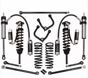 "2003-2009 Toyota 4Runner 0-3.5"" Suspension System - Stage 7 (Tubular)"