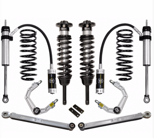 "2003-2009 Toyota 4Runner 0-3.5"" Suspension System - Stage 4 (Billet)"