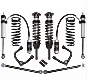 "2003-2009 Toyota 4Runner 0-3.5"" Suspension System - Stage 4 (Tubular)"