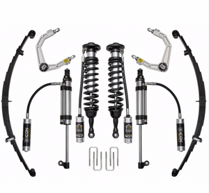 2007-UP Toyota Tundra Suspension System - Stage 10