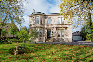 Win your dream Edwardian home in Airdrie, Scotland