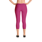 Confidence Capri 3/4 Leggings