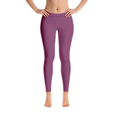 Purple Warrior Active Leggings