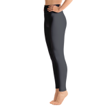 Black Lava Yoga Leggings