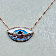 Collar Ojo Multicolor