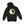 Kids OG Fleece Pop Hood - Black (8-16)
