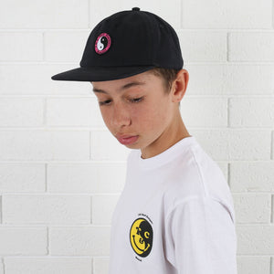 Kids OG Snap Back Cap - Navy