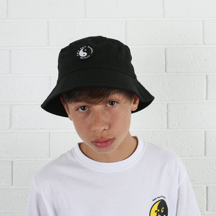 Kids OG Bucket Hat - Black