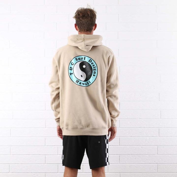 OG Fleece Pop Hood - Tan