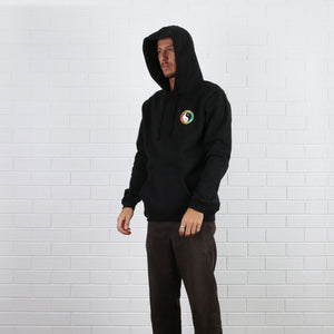 OG Fleece Pop Hood - Black Fade