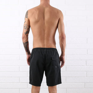 Marvin 4 Way Stretch Short - Black