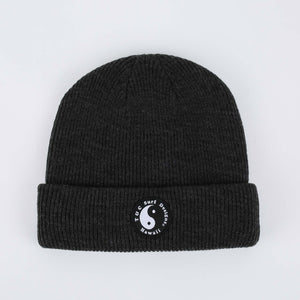 OG Patch Beanie - Charcoal