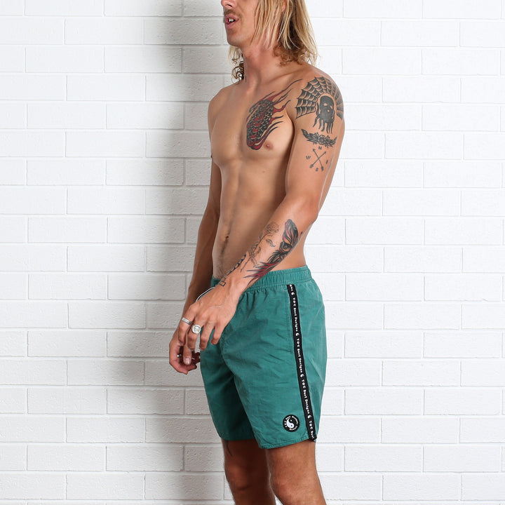 OG Taped Short - Jade