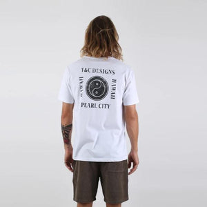 Pearl Ridge Tee - White