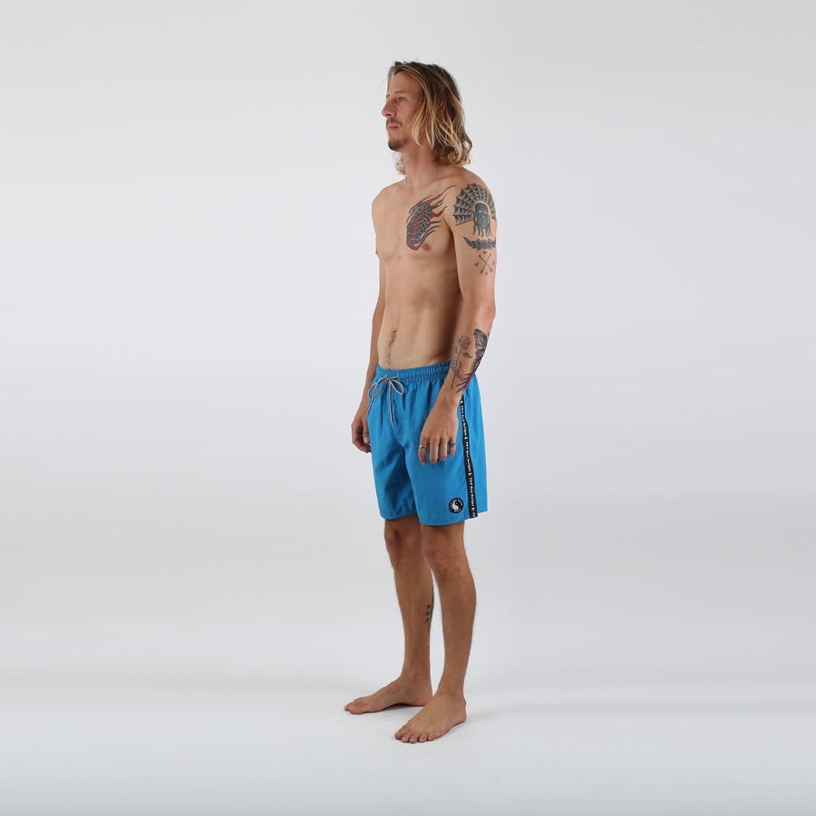 Taped Boardshort - Blue