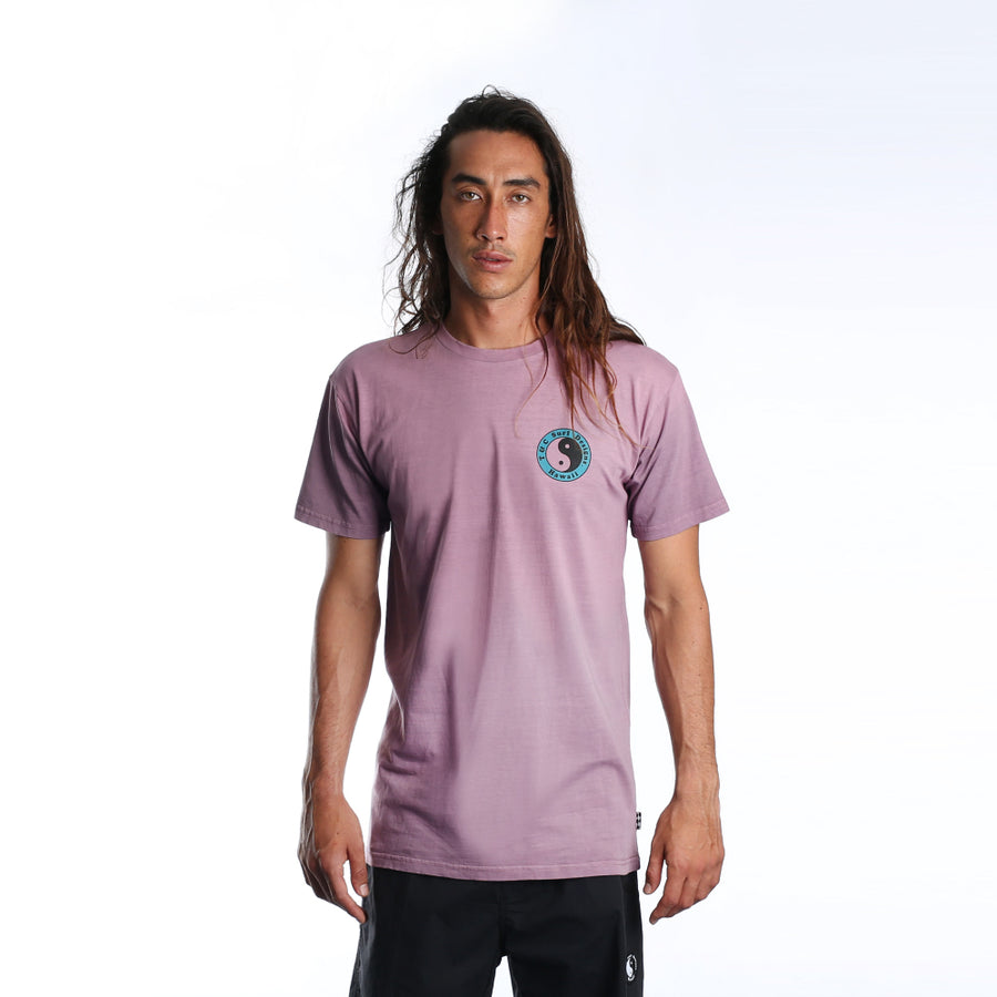 OG Logo Tee - Washed Purple