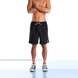 Taped Boardshort - Black