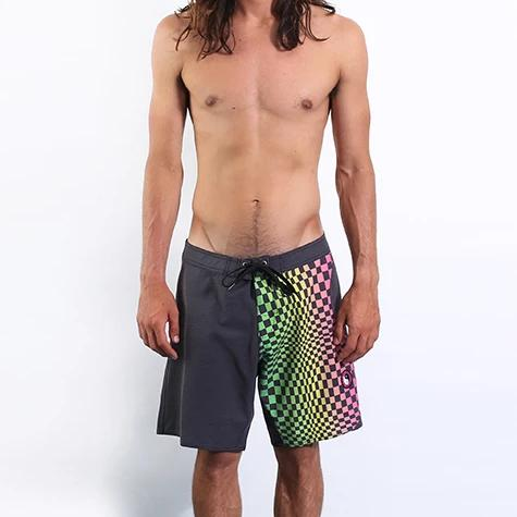 Yin Yang Boardshort - Twisted Fade