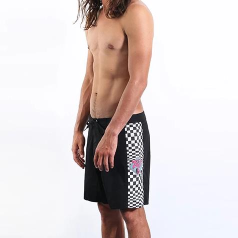 Buzz Boardshort - Black