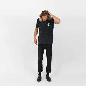 OG Logo Tee - Acid Black