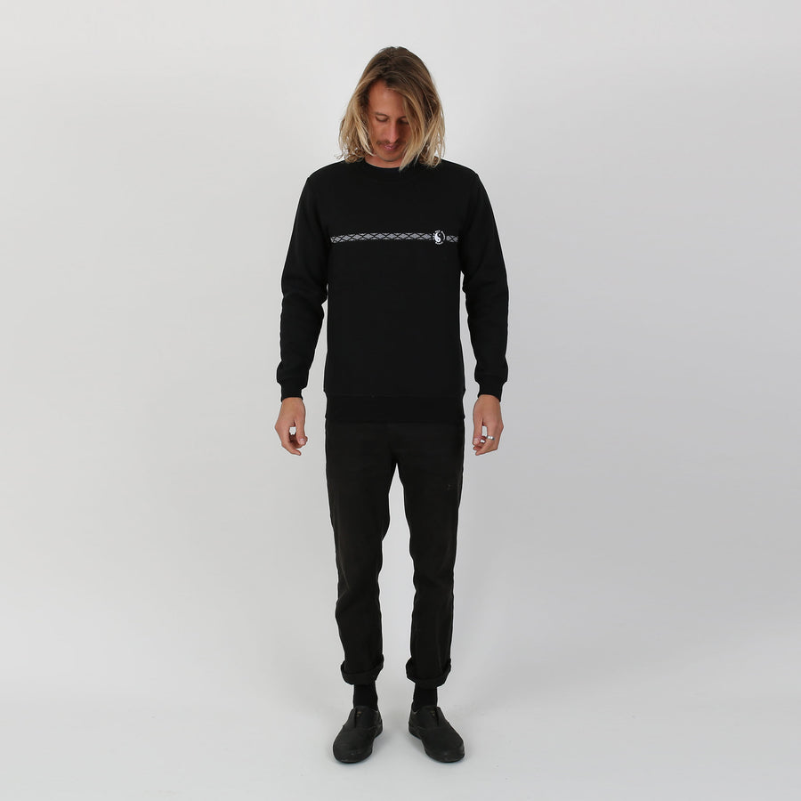 Baja Crew Fleece - Black