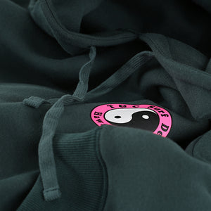 OG Fleece Pop Hood - Green Gables