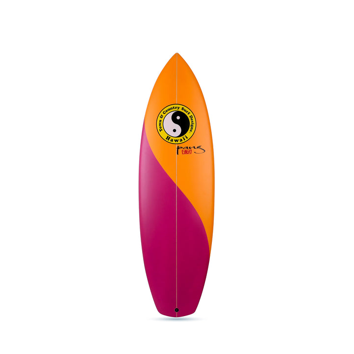 Jump Off Spray - Five Fin Surfboard