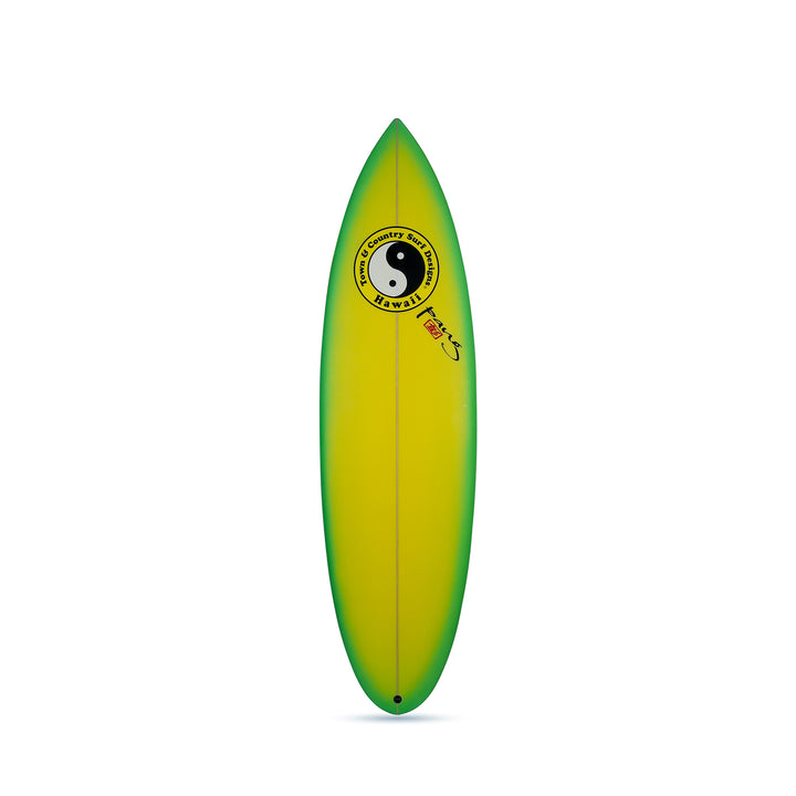 Smoke Bomb - Thruster Surfboard