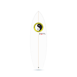 Jump Off - Five Fin Surfboard