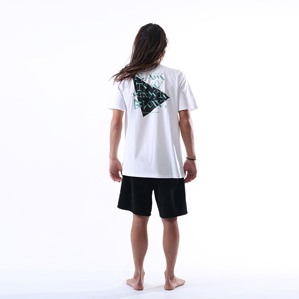 Places To Go Tee - White