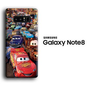 Cars Wallpaper Samsung Galaxy Note 8 3d Case Casecarney