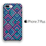 Chevron 012 iPhone 7 Plus 3D Case