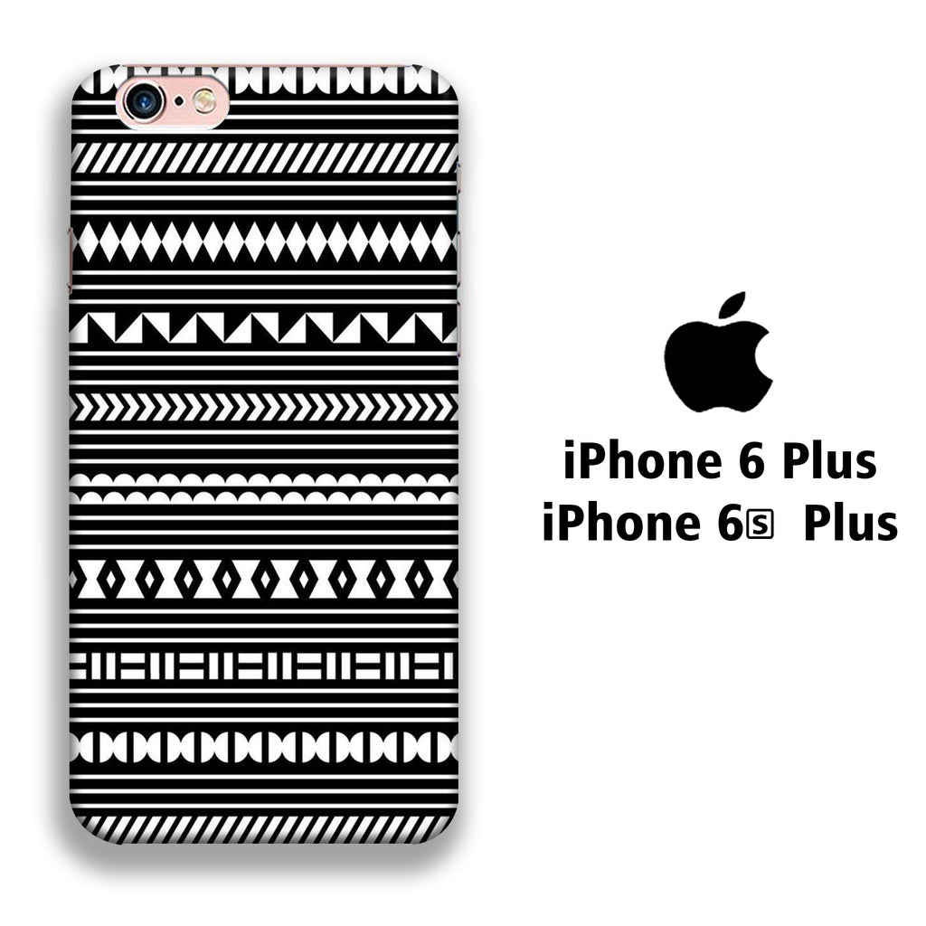 Chevron 014 iPhone 6 Plus | 6s Plus 3D Case