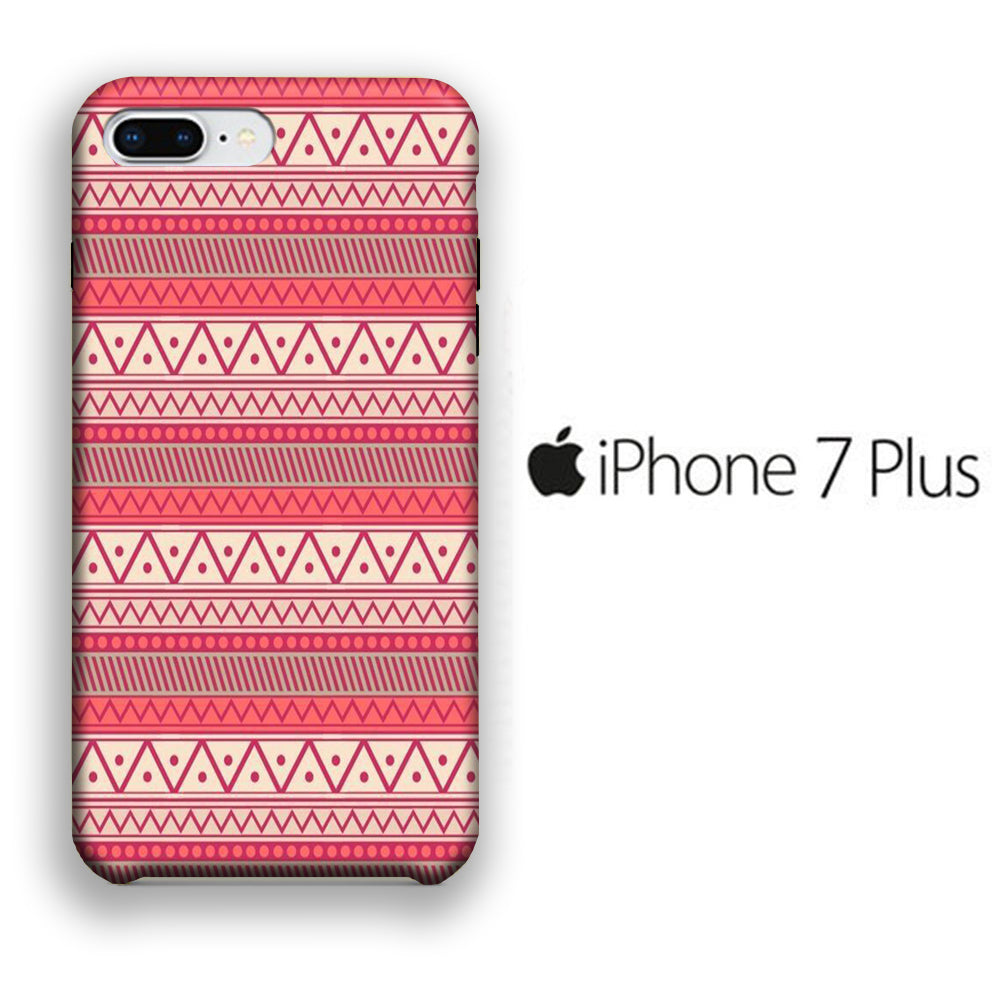 Chevron 017 iPhone 7 Plus 3D Case