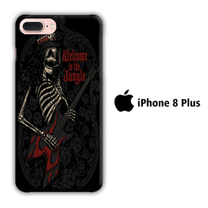GNR Slash iPhone 8 Plus 3D Case