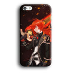 Genshin Impact Diluc Hero iPhone 5 | 5s 3D Case