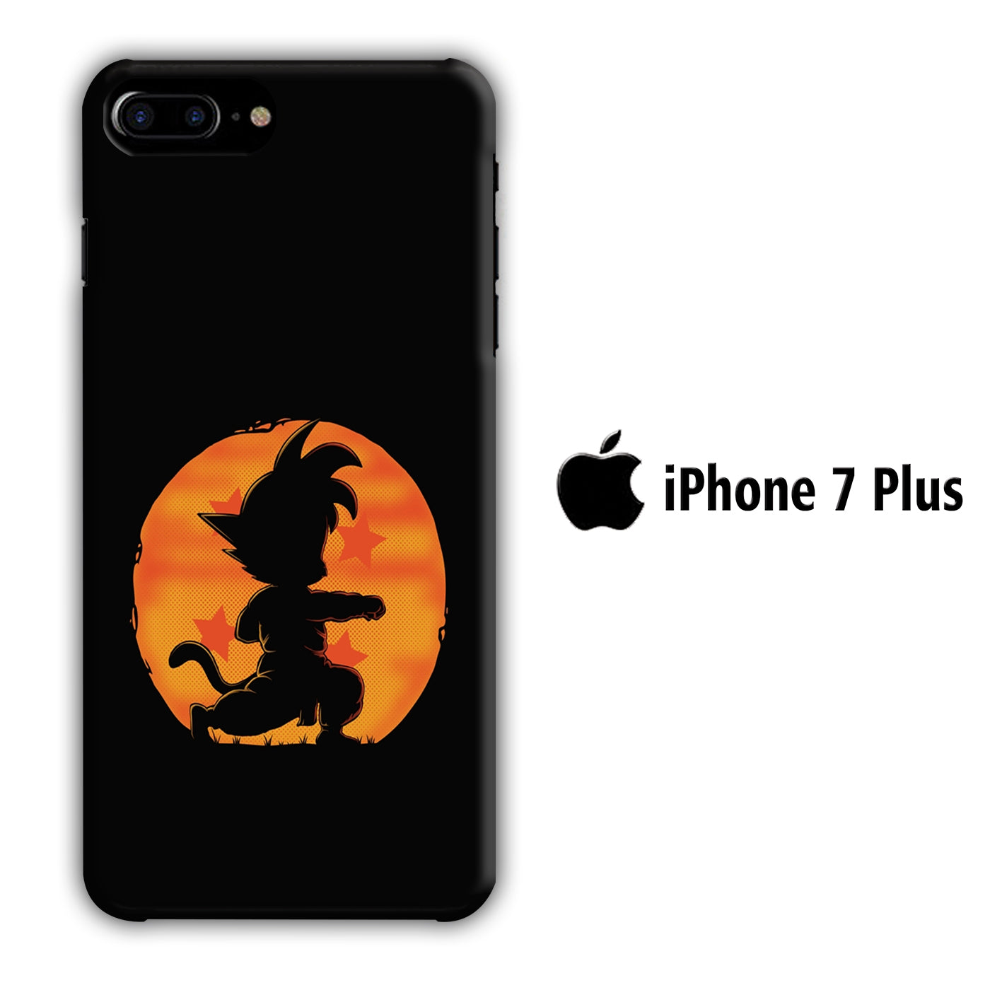 Goku Dragon Ball iPhone 7 Plus 3D Case