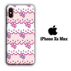 Hello Kitty Wallpaper Iphone Xs Max 3d Case