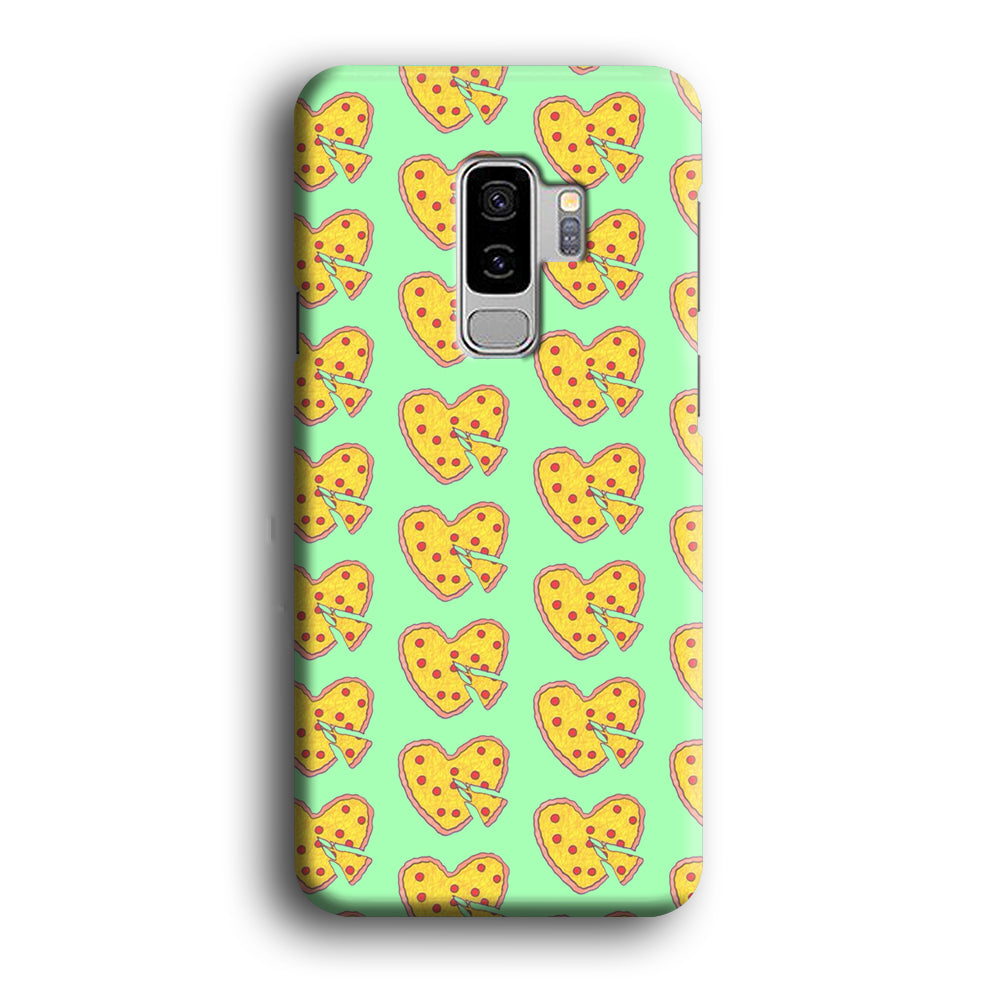 Junk Food Love Pizza Samsung Galaxy S9 Plus 3D Case