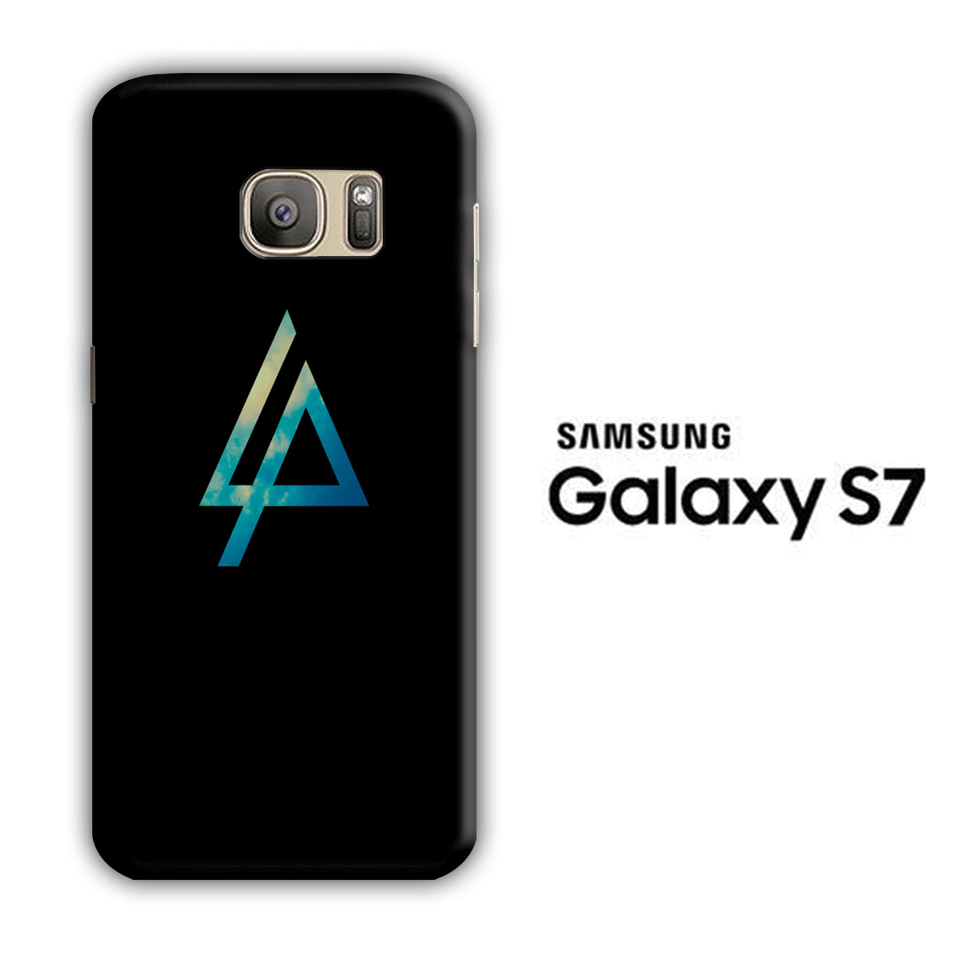 Linkin Park LP 001 Samsung Galaxy S7 3D Case