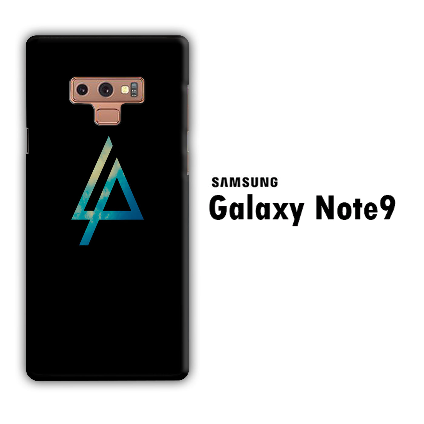 Linkin Park LP 001 Samsung Galaxy Note 9 3D Case