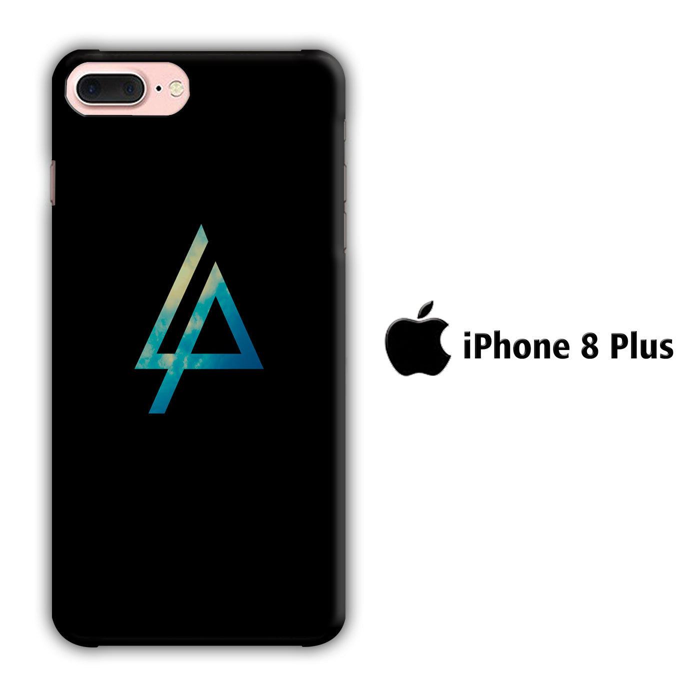 Linkin Park LP 001 iPhone 8 Plus 3D Case