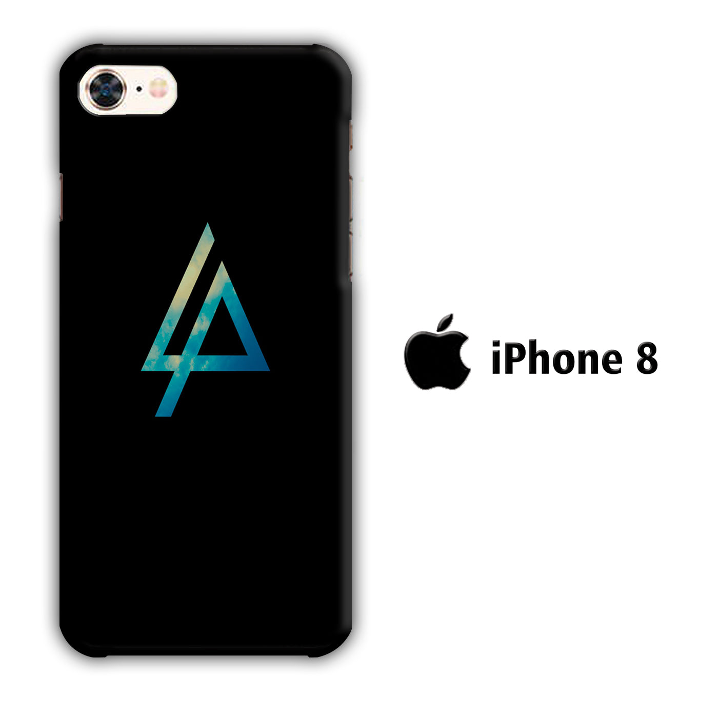 Linkin Park LP 001 iPhone 8 3D Case