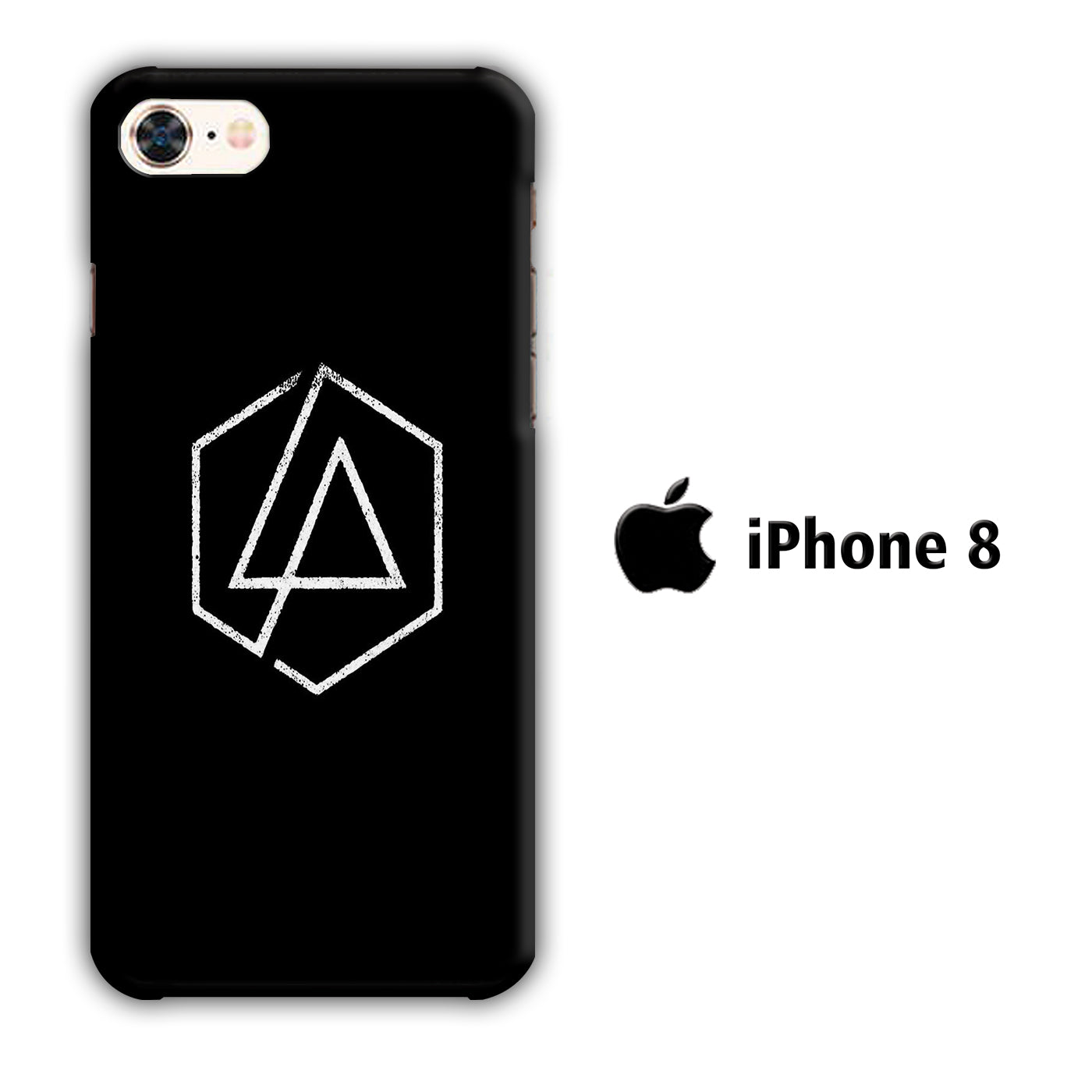 Linkin Park LP 003 iPhone 8 3D Case