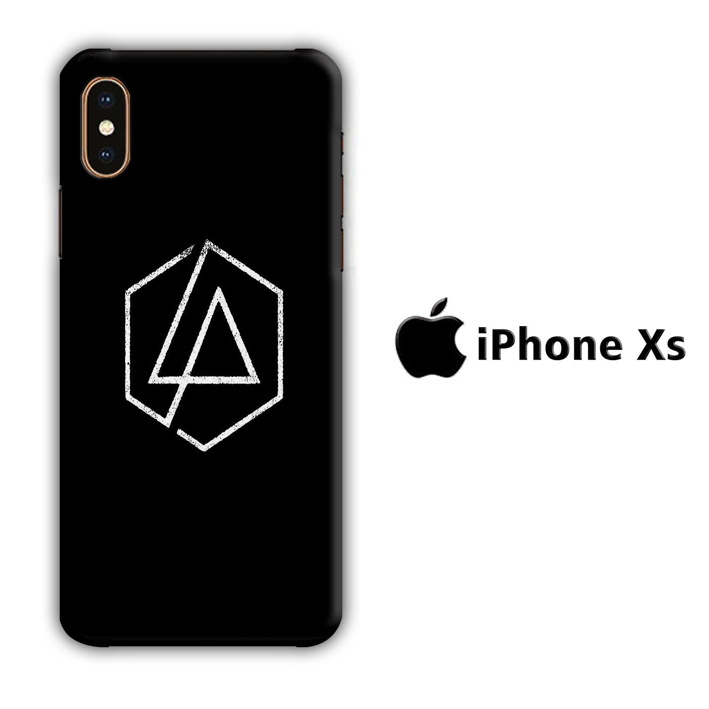 Linkin Park LP 003 iPhone Xs 3D Case