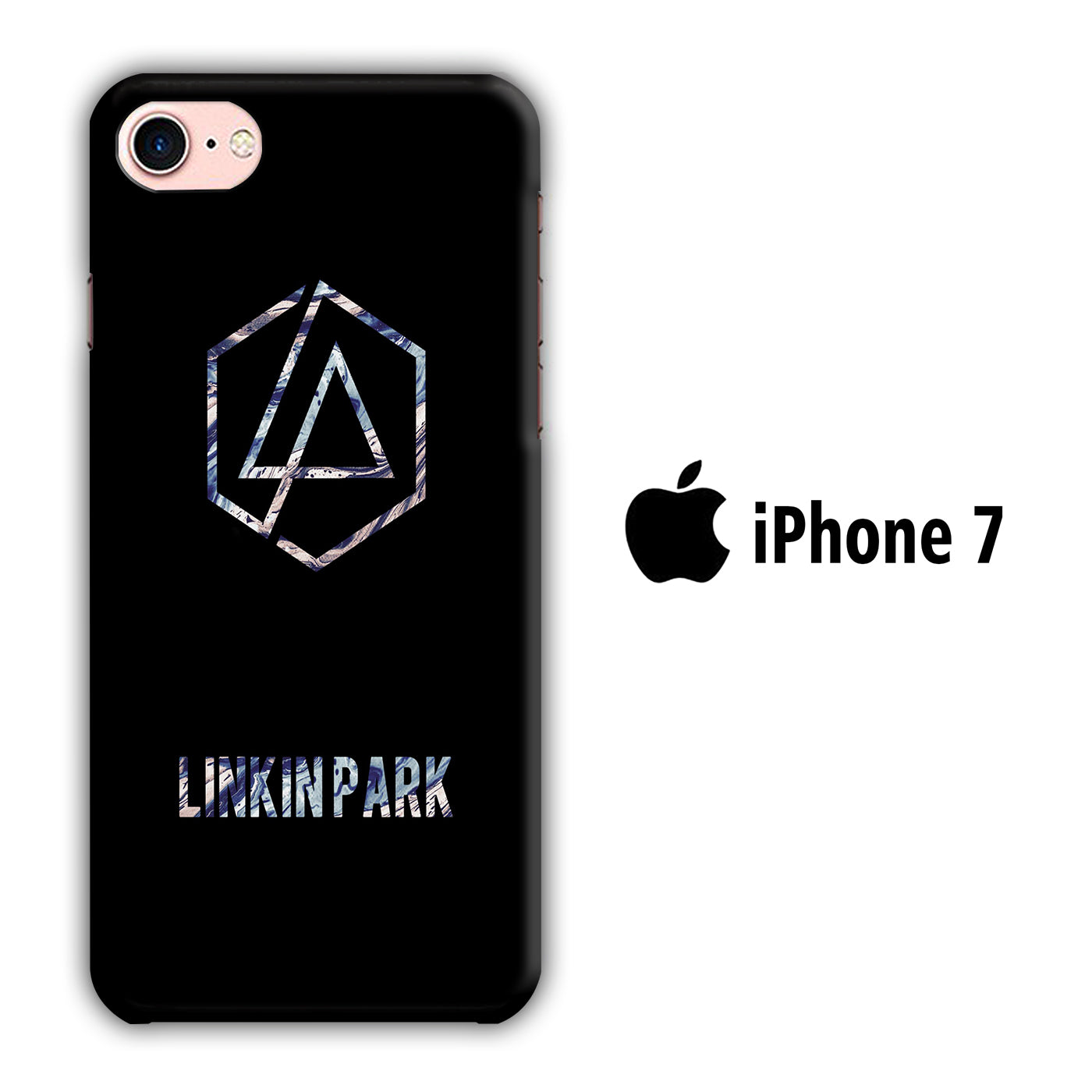 Linkin Park LP 004 iPhone 7 3D Case